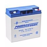 Bateria Gel Power Sonic Nuevas 12v 18amp Celdas Solares
