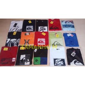 Kit C/10 Camisetas No Atacado Revenda