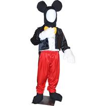 Disfraz Inspirado En El Personaje De Mickey Mouse Gala