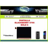 Pantalla Blackberry Bold 6 9790 Original Somos Tienda Fisica