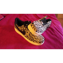 Zapatillas Animal Print Talle 39 Us