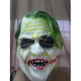 Mascara Latex Coringa Batman Festa Haloween + Frete Gratis