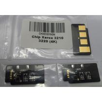 Chip Xerox Wc 3220 Y 3210 (106r01487) Garntizado 4100 Imp