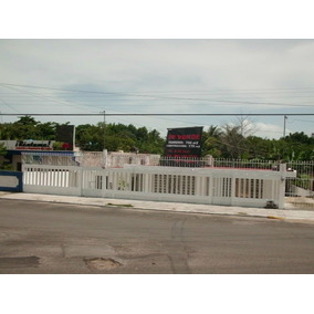 Casa Terreno Centro Esquina Chetumal Remato Venta Credito