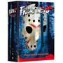 Dvd Box Coleção Sexta-feira 13 [ Do 1 Ao 8 ] + Mascara Jason