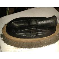 Escovão Com Escovao Antigo (only Wood)
