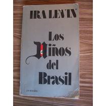 Los Niños Del Brasil-aut-ira Levin-edit-pomaire