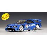 Nissan Skyline R34 Gtr Jgtc 2002 Calsonic - Autoart 1/18