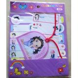 B0098 25 Stickers Adesivos Etiquetas - De Tamanhos E Form