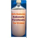 Sabonete Líquido Perolizado Base+essência Faz 10 Litros