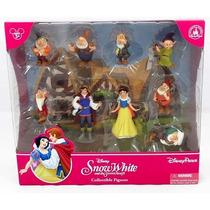 Branca De Neve Collectible Figures Disney Parks Exclusive