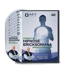 Hipnose Ericksoniana 8 Modulos Completo + 3 Cursos Bonus