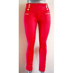 Leggins Jeans Pantalon Modelador Stretch Y Tallas Extra
