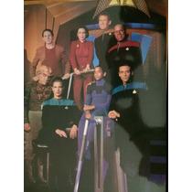 Star Trek, 14 Fotografías De Los Personajes Deep Sapce 9