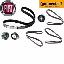 Kit Correia Dentada Alternador Tensor Fiat Linea 1.9 16v