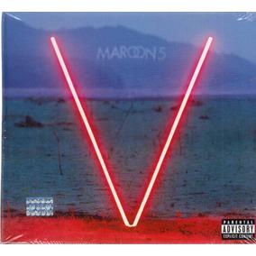 Cd Maroon 5 - V / Deluxe / Digipack (986842)