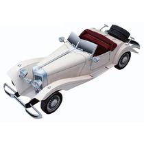 Papel Modelismo 3d - Carros Antigos - Mercedes-benz 500k