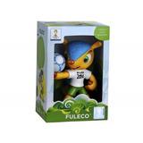 Boneco Fuleco 13cm - Mascote Oficial Copa 2014 - Grow
