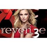 Dvd Revenge 1º 2º E 4º Temporada Completa E Dublada Frete Gr