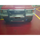 Defensa Isuzu Pick Up / Chevrolet Luv 97+ (color Negro)