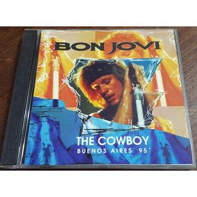 Bon Jovi - The Cowboy Cd Buenos Aires 1995 Motley Crue