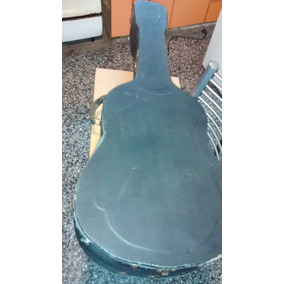 Guitarra Medio Concierto Con Tubo De Sintonia 1938