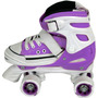 Patins Classic Rollers Allstyle Retrô Regulável 29/32 Roxo