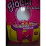 Set De Belleza Gloria Con Accesorios -muy Completa-21 Pzas