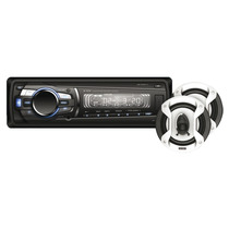 Combo Auto Estereo X-view Ca-1010 + Parlantes Gtz650