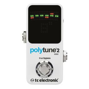 Pedal Afinador Tc Eletronic Polytune Mini 2