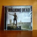 The Walking Dead Vol. 1 Soundtrack Cd Original Nuevo Sellado