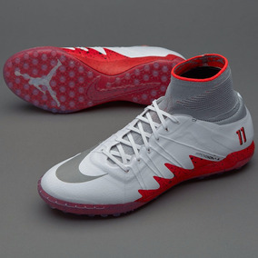 Zapatillas De Futbol. Nike Air Jordan Neymar, Grass Y Loza.