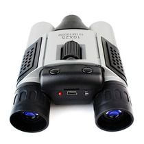 Binóculo Espião Filmadora Câmera Escondida Zoom De 10x
