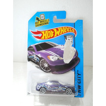 Hot Wheels Hyundai Genesis Coupe Morado 11/250 2014