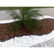 Casca De Pinus Saco 40 Litros Jardinagem Paisagismo Rj