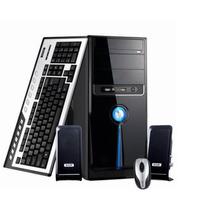 Computadora Intel Dual Core 500gb Y 2gb Ram Mouse/tcld/cornt