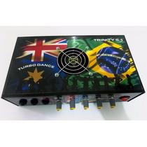 Amplificador D Mesa Turbo Dance Trinity 300wrms 2 Canais