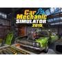 Simulador De Carros Car Mechanic Simulator 2015 Jogo Para Pc