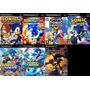 [ps2] Colección Sonic Para Play 2 (7 Juegos)