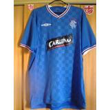 Camisa Rangers Football Club Umbro 2009