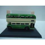 Bus Ingles Doble Piso 1/76 Oxford