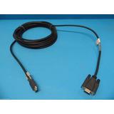 Emc Fiber Optic Null Modem Micro Db9-db9/f Serial Cable