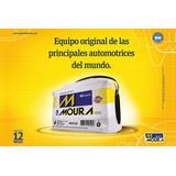 Bateria Moura Msa18sd Honda Fit Envío Y Colocación Sin Cargo
