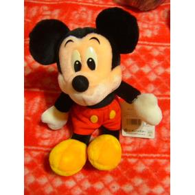 Mickey Mouse Disney - Pelúcia Com 27cm Pronta Entrega