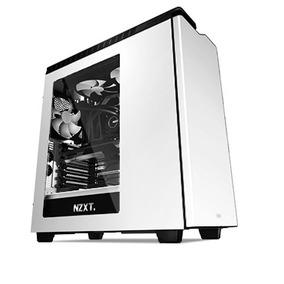 Gabinete Nzxt H440 Gamer 4 Fans Mid Tower Atx Usb 3.0