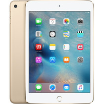 Ipad Mini 4 128gb Wifi + 4g Gold / Dourado Mk782 Lacrado