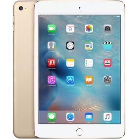 Apple Ipad Mini 4 32gb Gold / Dourado Wi-fi Mny32 12 S/juros