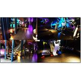 Hall Sala Comercial Academia Espaço Fitness Piso Acústico