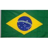 Bandeira Brasil 150cmx90cm Lava-jato Passeata Manifestação