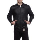 Campera Cuero De Cabra Moto Ls2 Oficial Con Protecciones